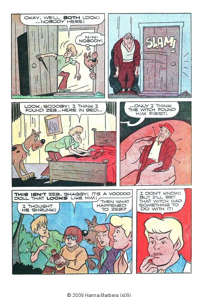 Read online Scooby-Doo... Where Are You! (1970) comic -  Issue #5 - 7