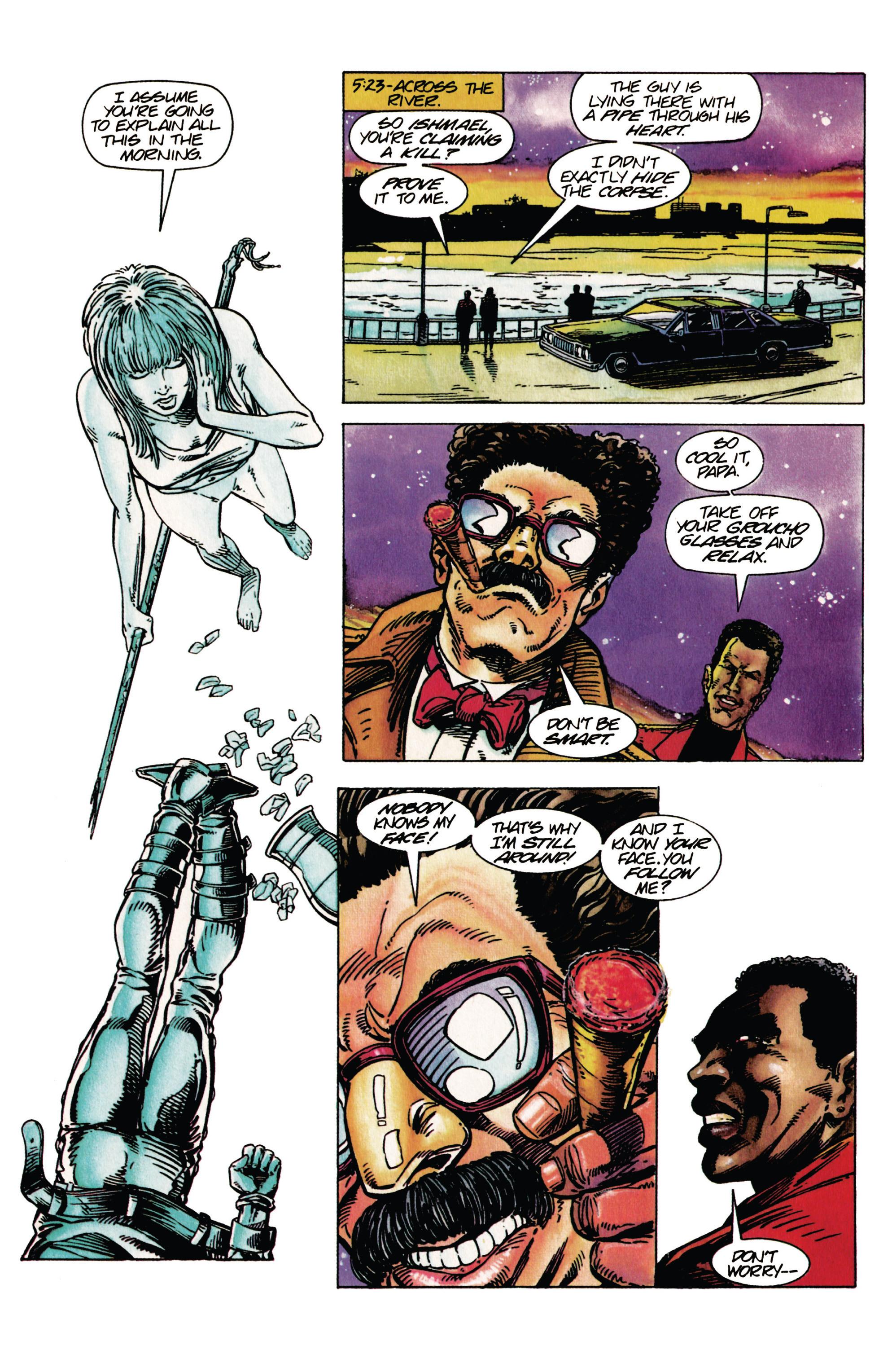 Read online Shadowman (1992) comic -  Issue #27 - 7