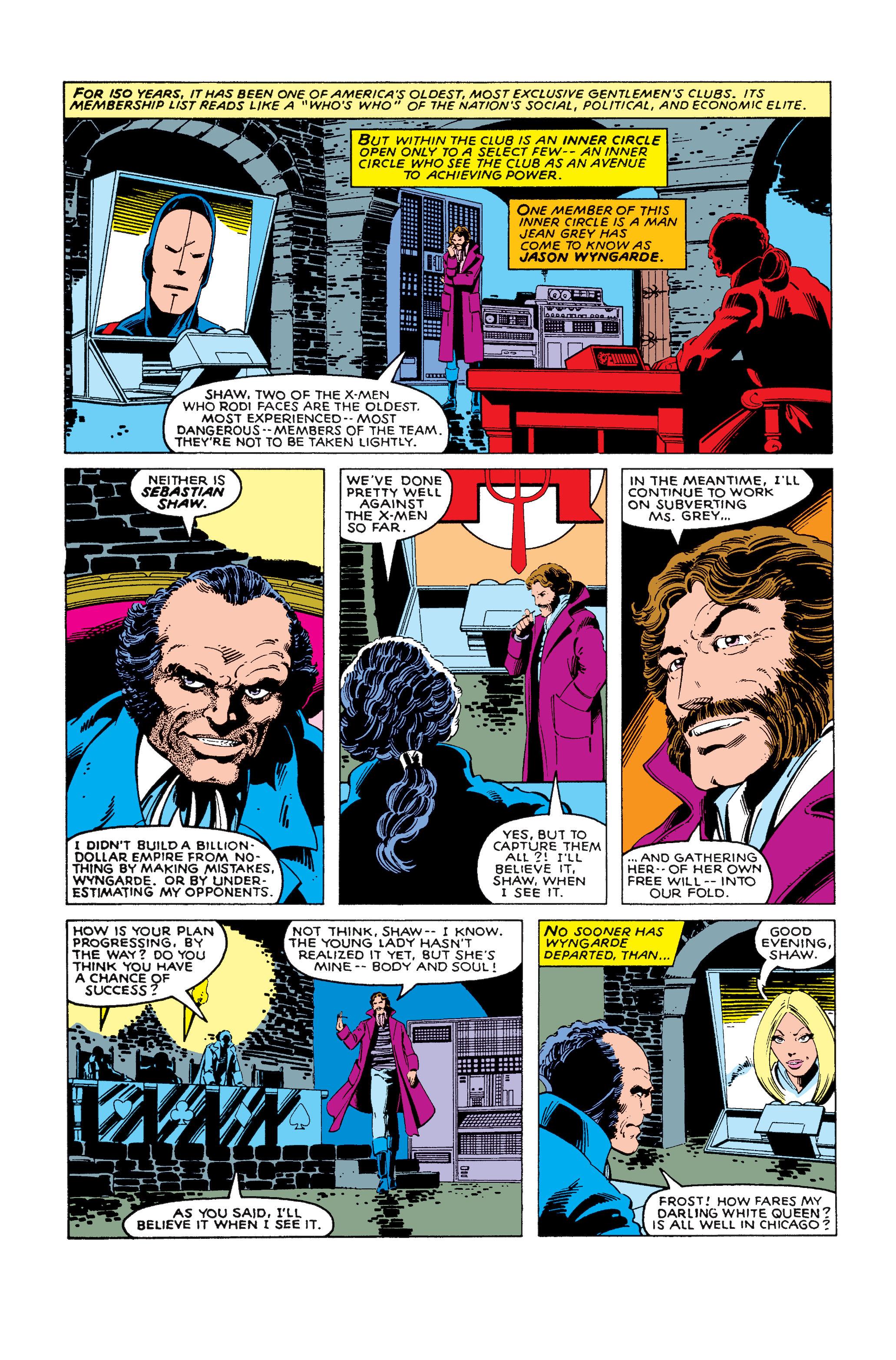 Read online Uncanny X-Men (1963) comic -  Issue #130 - 6