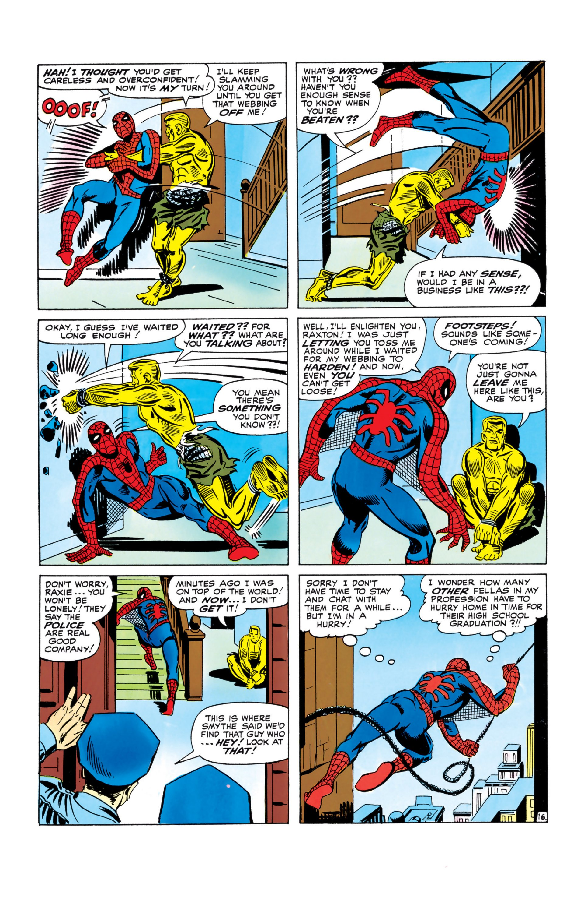 The Amazing Spider-Man (1963) 28 Page 16