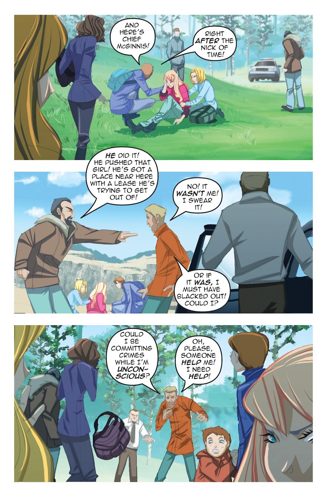 Read online Nancy Drew comic -  Issue #19 - 68