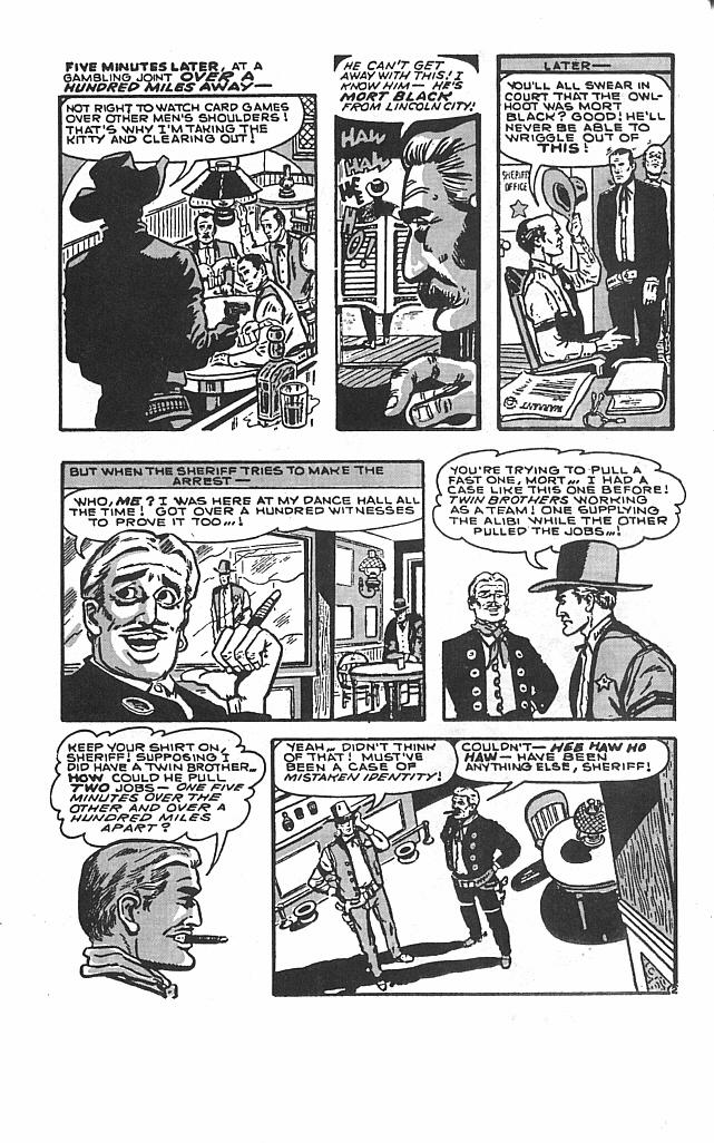 Read online Golden-Age Men of Mystery comic -  Issue #3 - 46