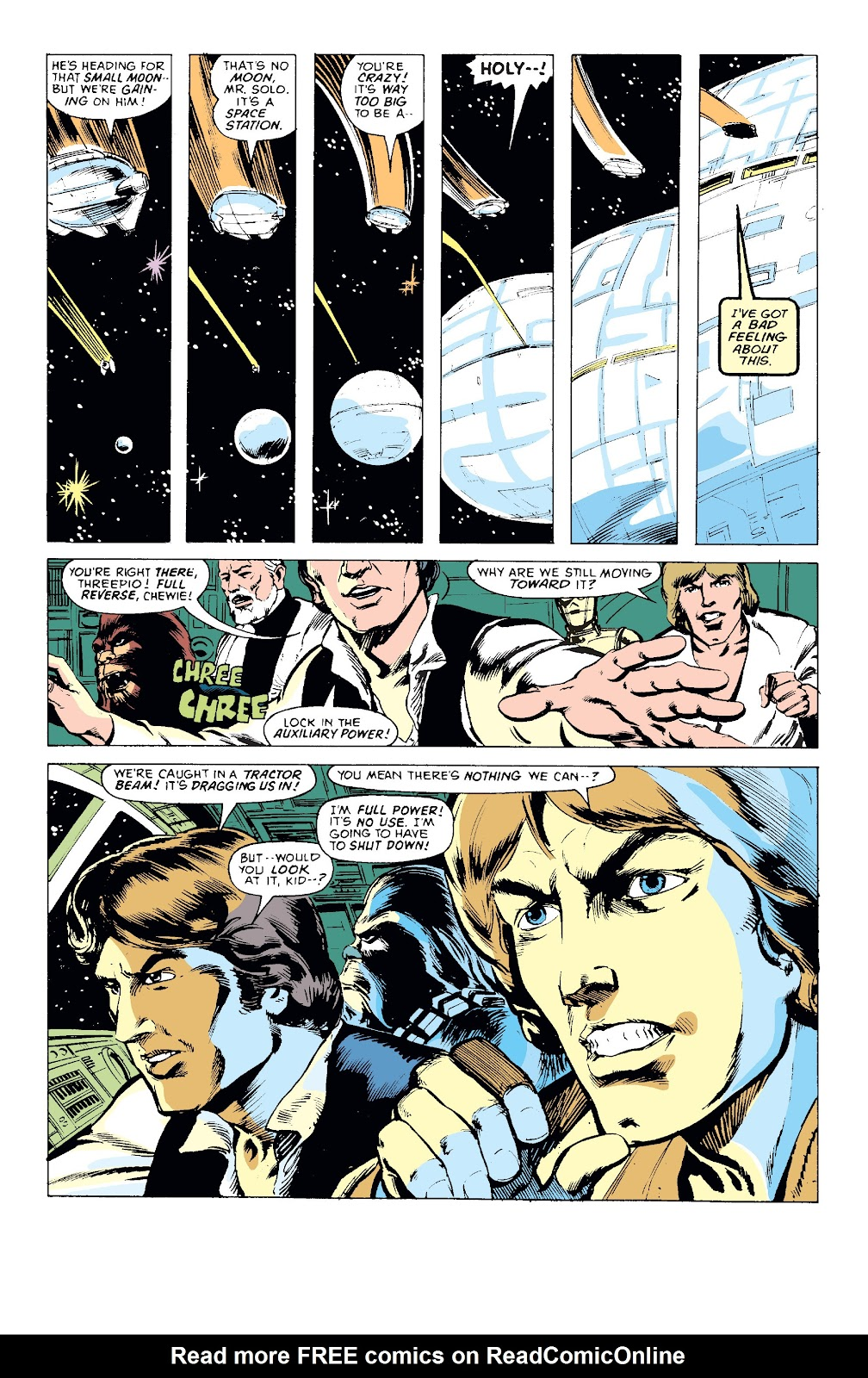 Read online Star Wars Legends: The Original Marvel Years - Epic Collection comic -  Issue # TPB 1 (Part 1) - 50