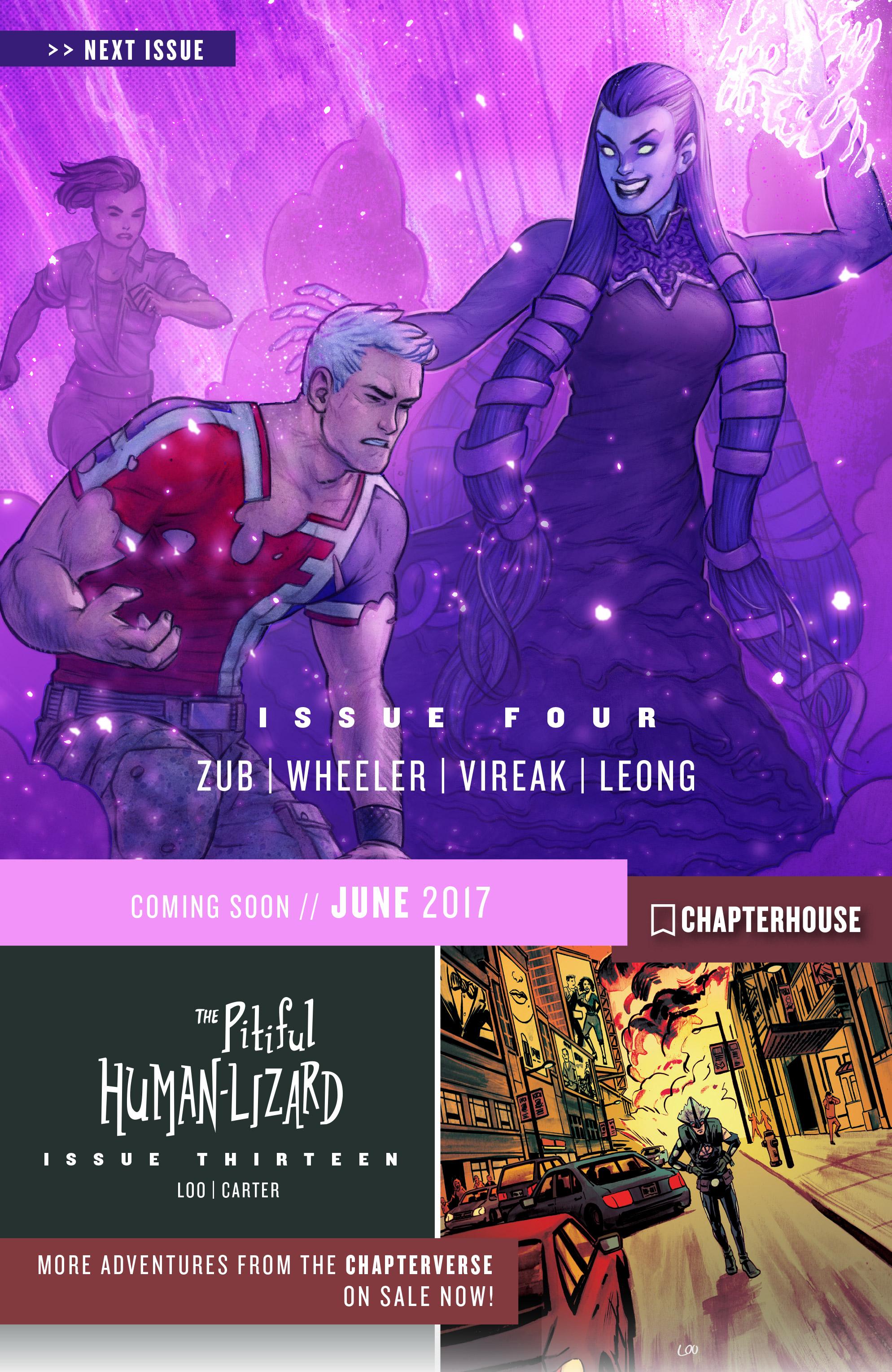 Read online Freelance comic -  Issue #3 - 23