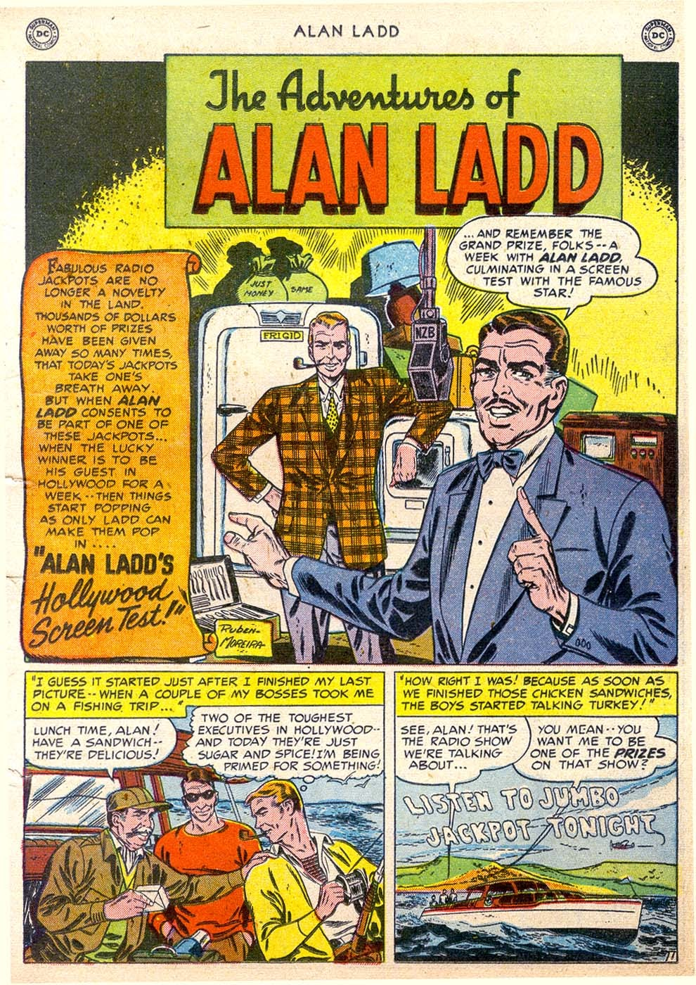 Adventures of Alan Ladd issue 4 - Page 17
