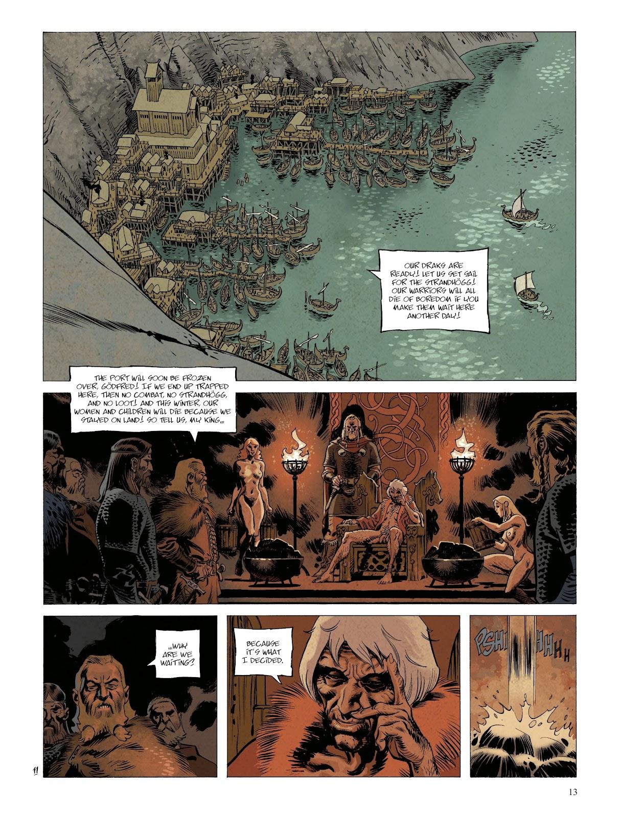 Read online Asgard comic -  Issue #1 - 15