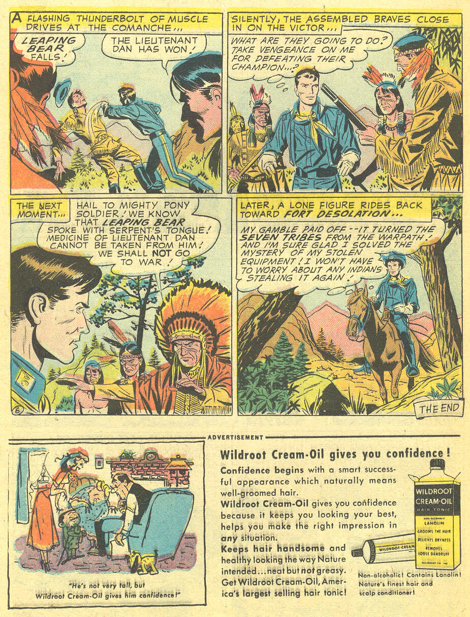 Read online All-Star Western (1951) comic -  Issue #92 - 24