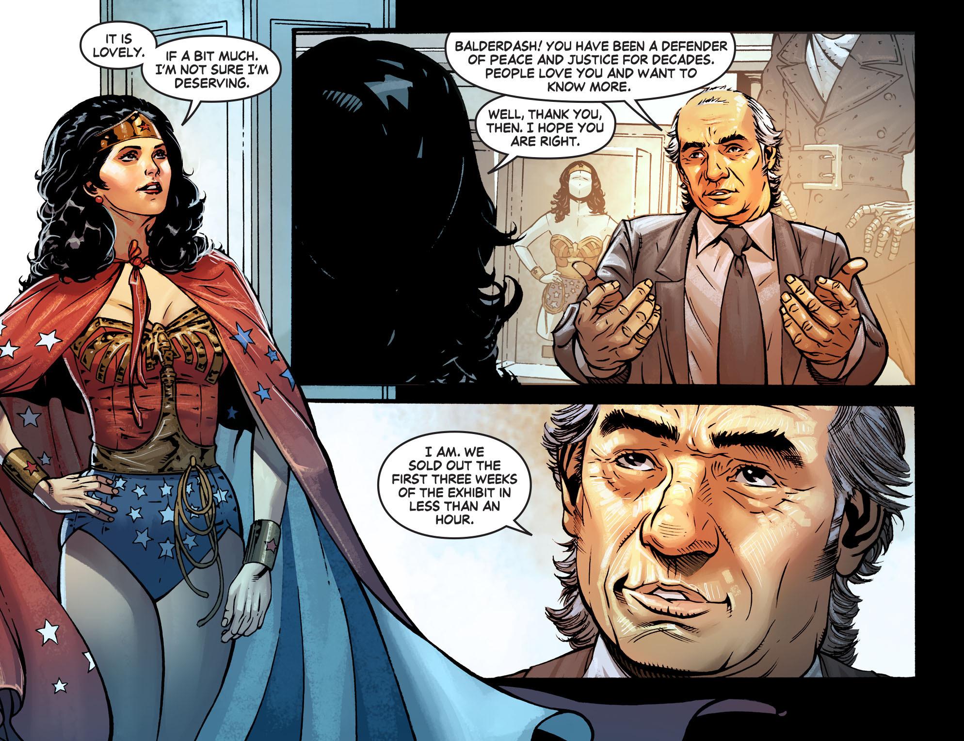 Read online Wonder Woman '77 [I] comic -  Issue #7 - 8
