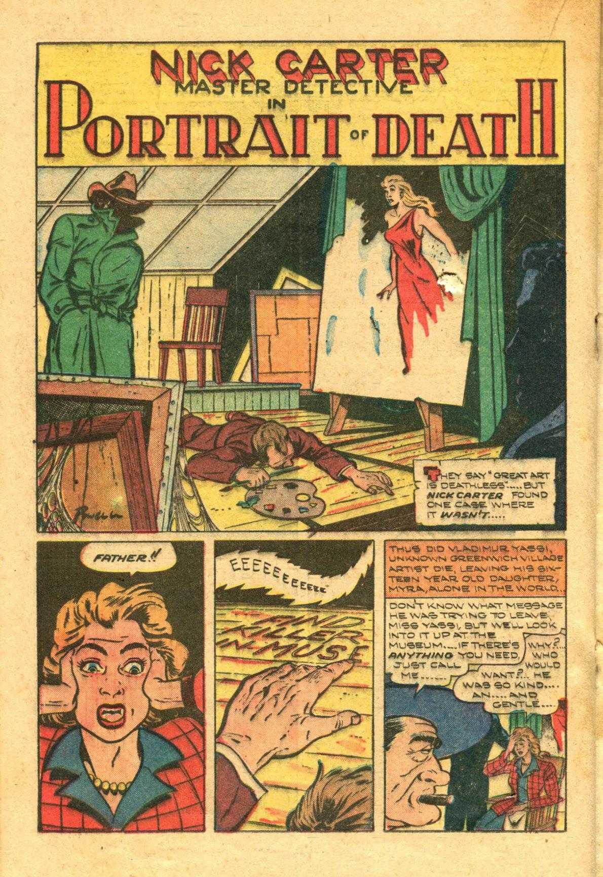 Read online Shadow Comics comic -  Issue #98 - 28