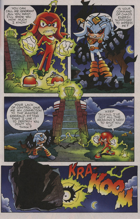 Read online Sonic Universe comic -  Issue #12 - 16