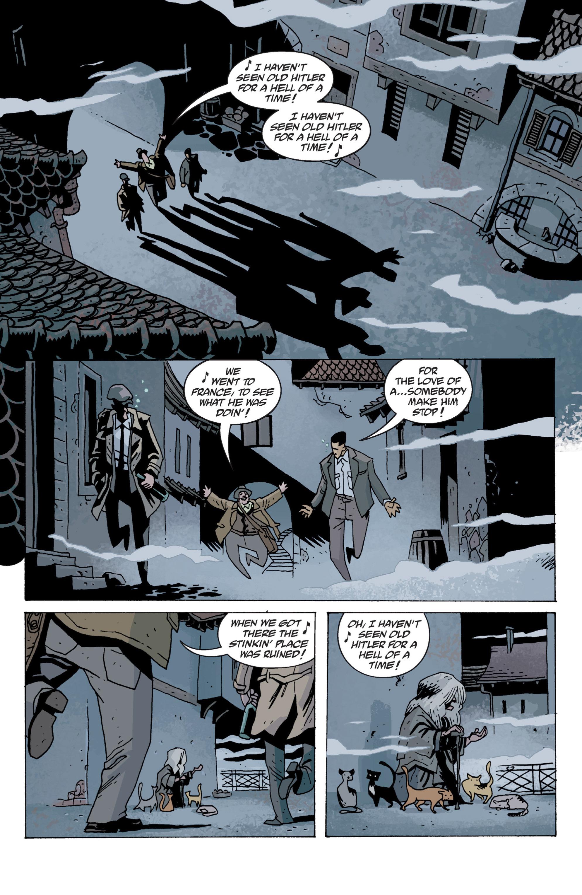 Read online B.P.R.D. (2003) comic -  Issue # TPB 13 - 40