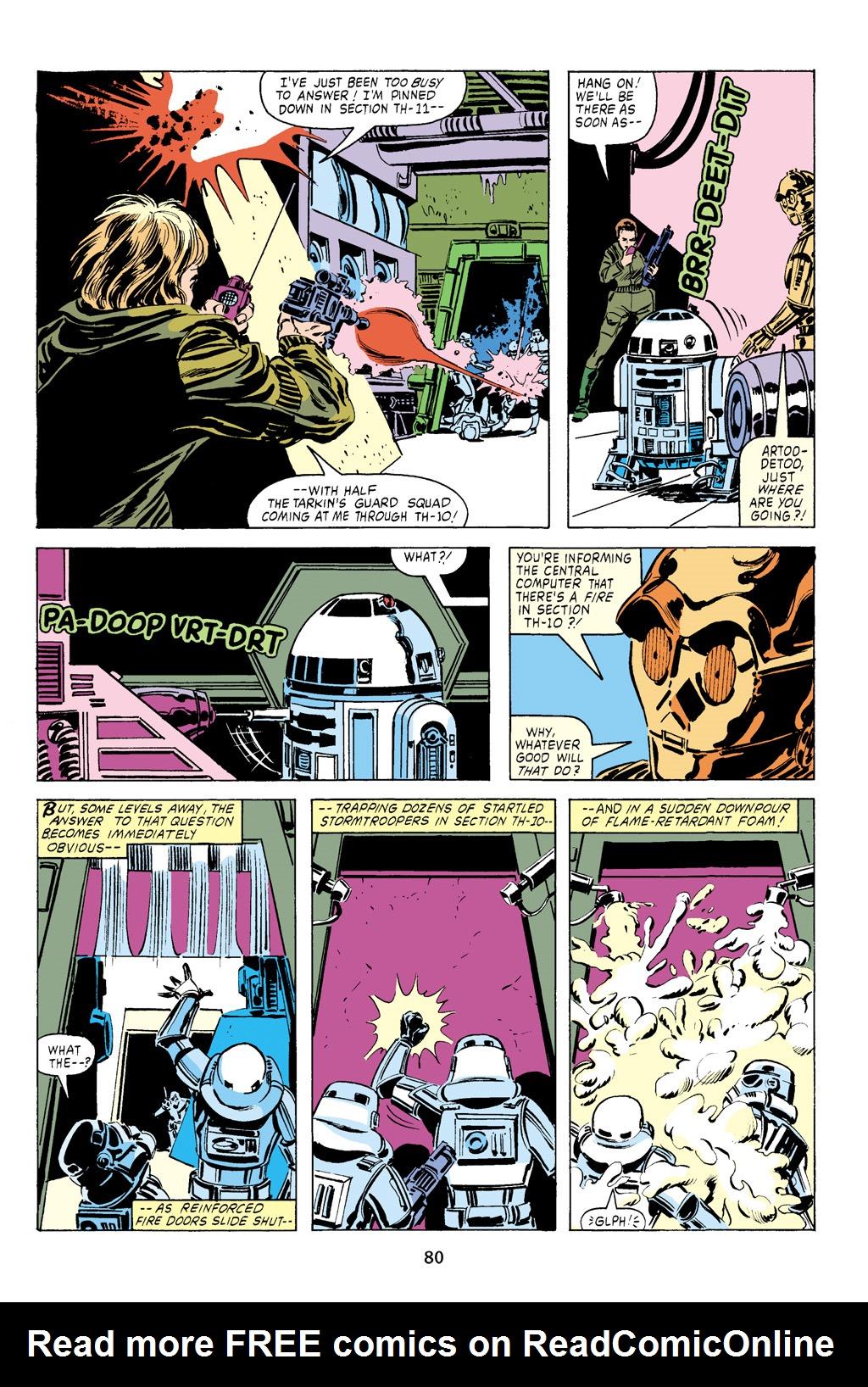Read online Star Wars Omnibus comic -  Issue # Vol. 16 - 80