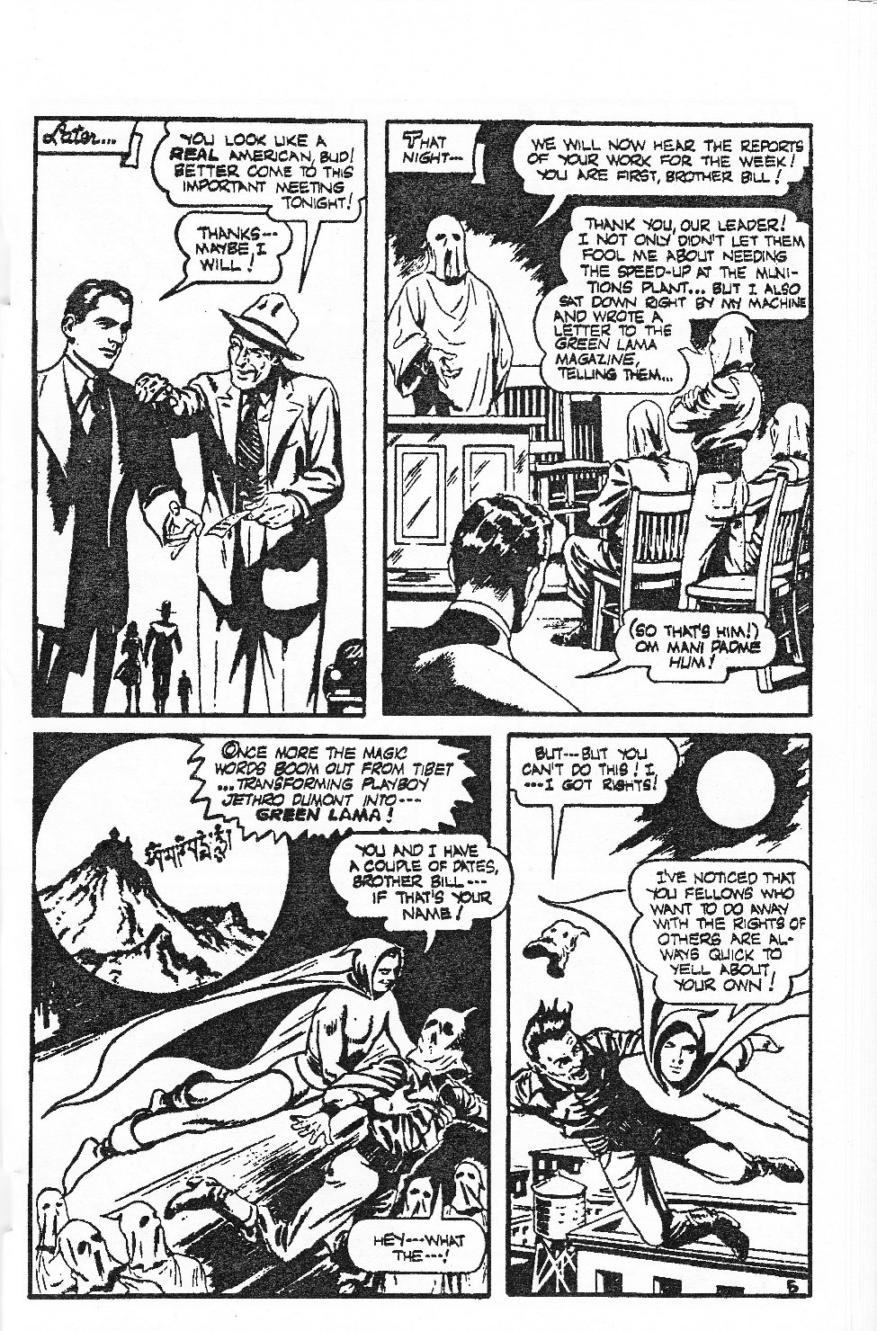 Read online Men of Mystery Comics comic -  Issue #53 - 27