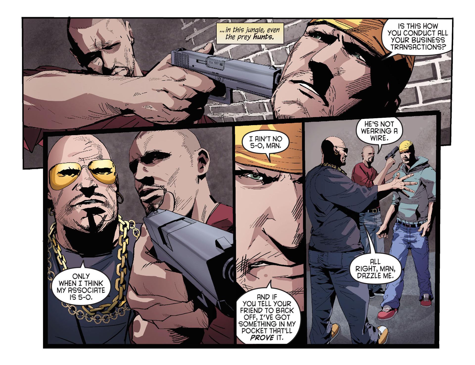 Read online Arrow [II] comic -  Issue #27 - 9