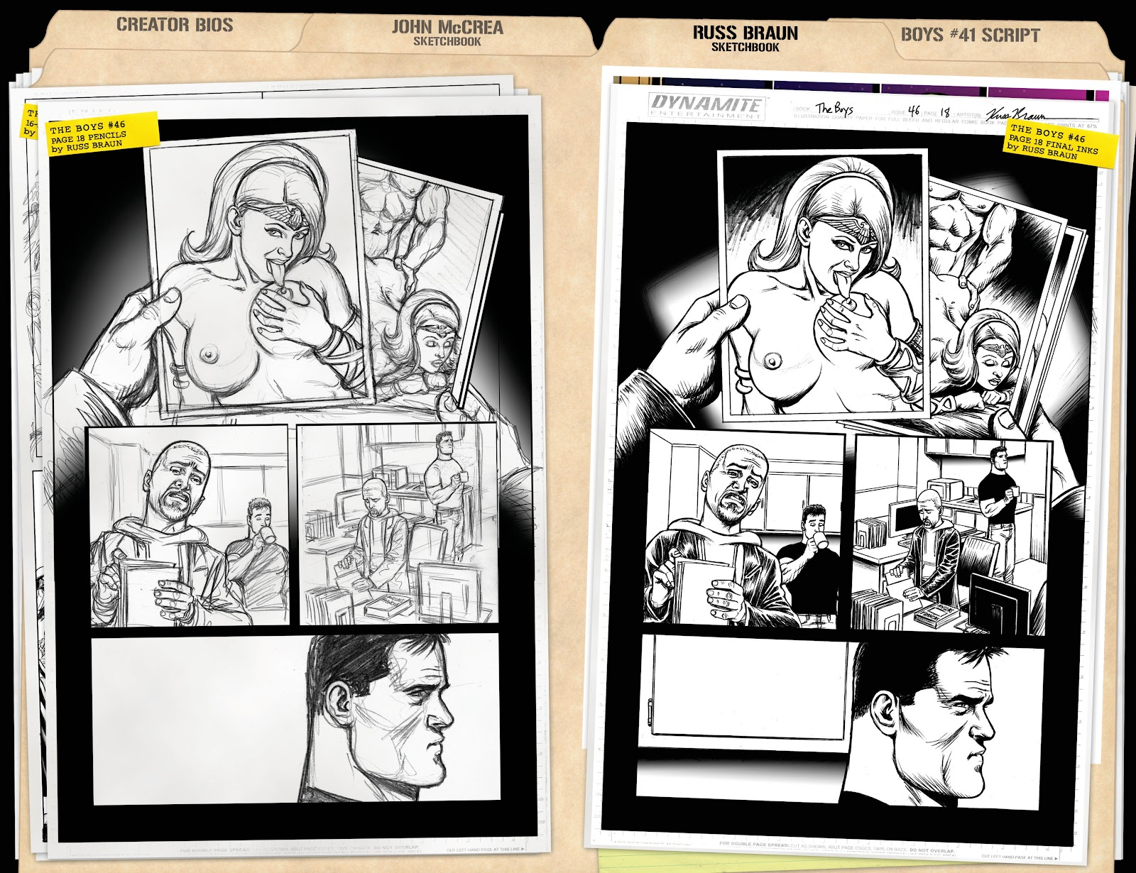 Read online The Boys Omnibus comic -  Issue # TPB 4 (Part 4) - 73