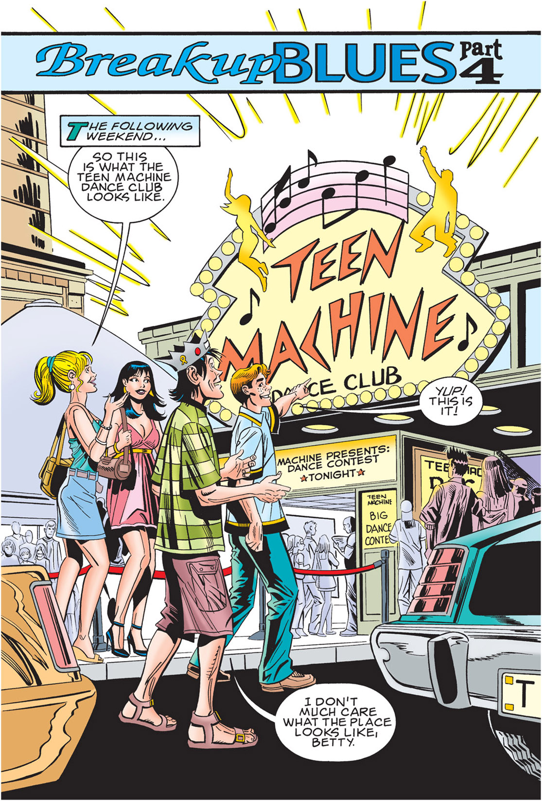 Read online Archie's New Look Series comic -  Issue #3 - 84