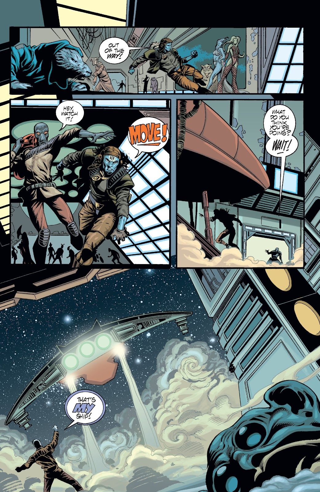 Read online Star Wars Legends: Rise of the Sith - Epic Collection comic -  Issue # TPB 2 (Part 2) - 82
