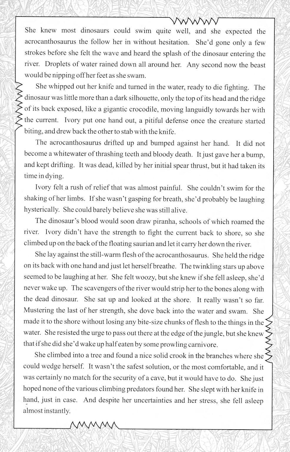 Read online Jungle Fantasy (2002) comic -  Issue #3 - 16