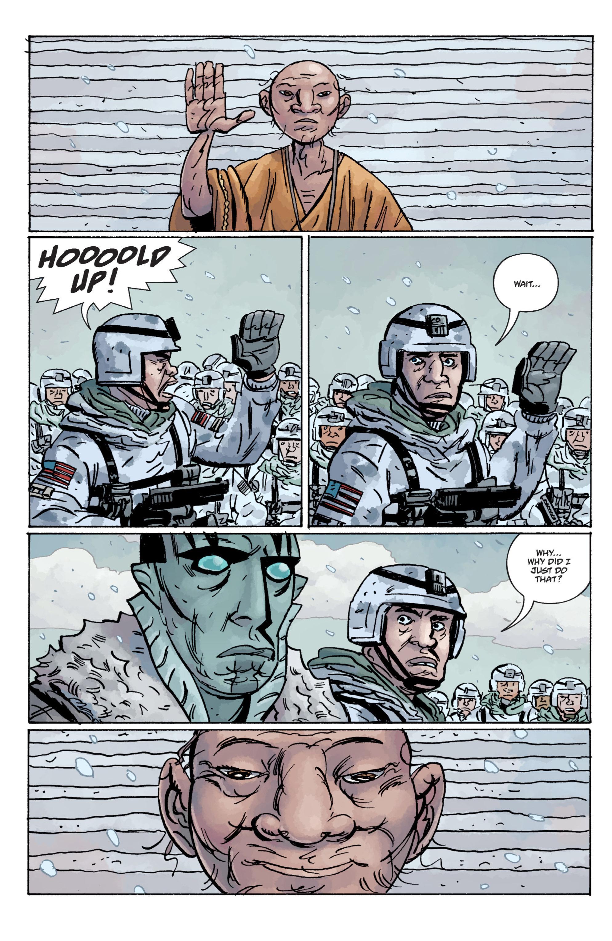 Read online B.P.R.D. (2003) comic -  Issue # TPB 11 - 38