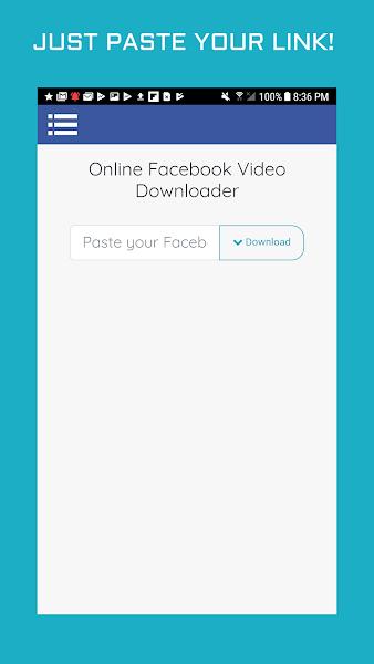 video-downloader-for-facebook-screenshot-1