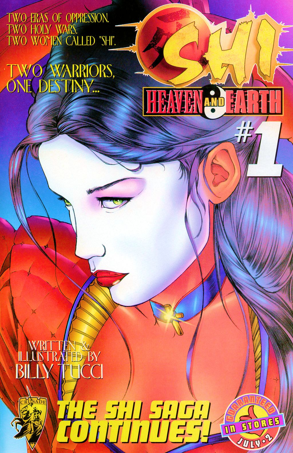 Read online Shi: Rekishi comic -  Issue #2 - 30