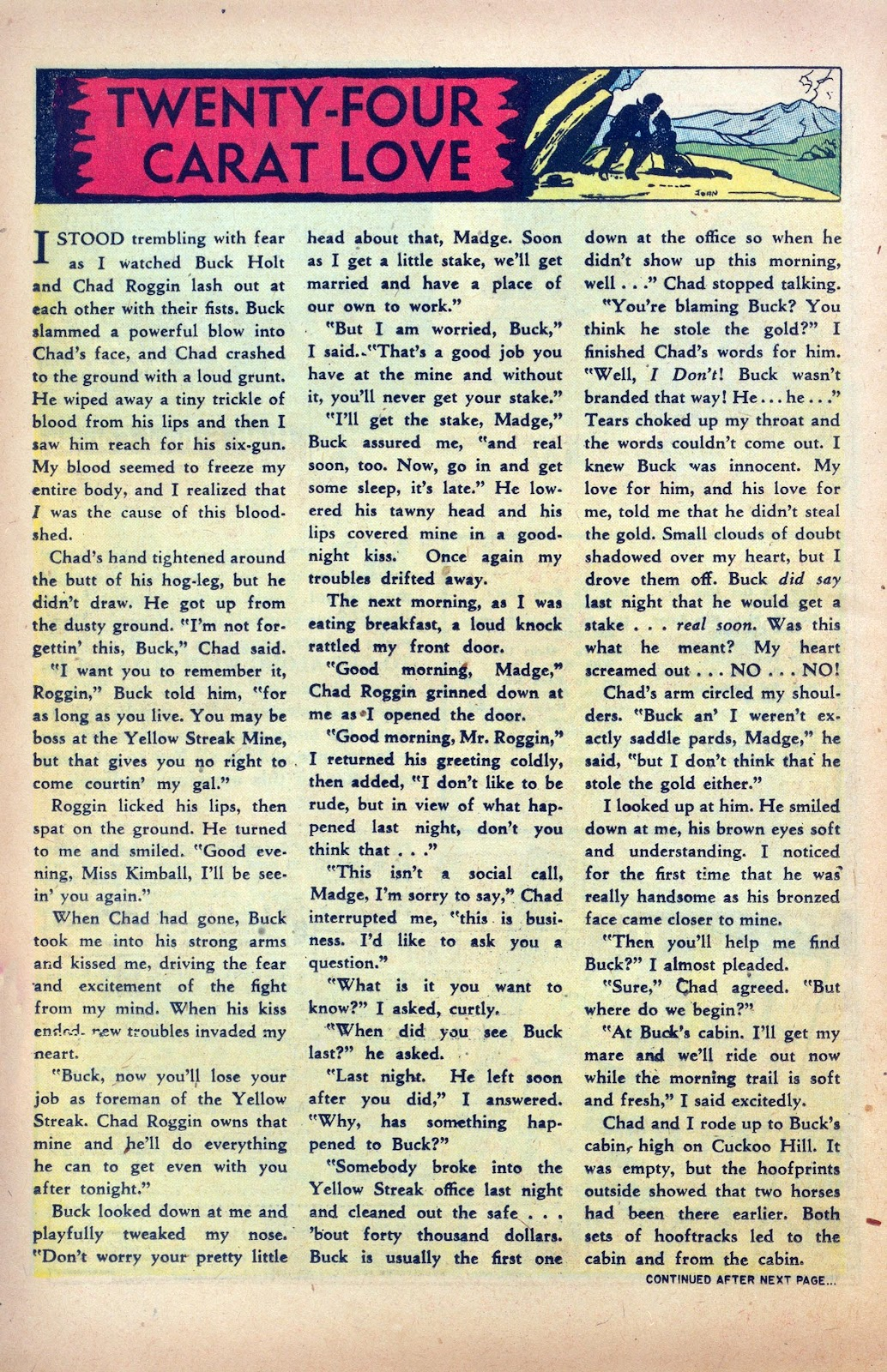 Read online Nellie The Nurse (1945) comic -  Issue #25 - 16