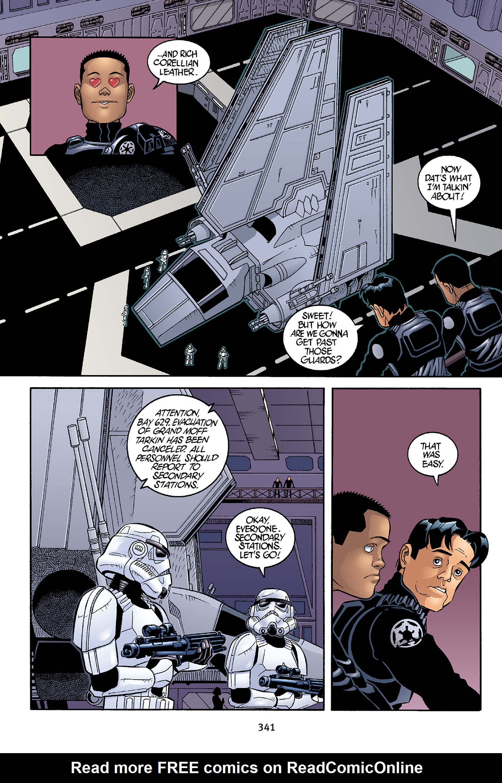 Read online Star Wars Omnibus comic -  Issue # Vol. 30 - 335
