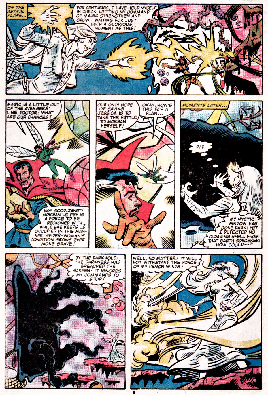 The Avengers (1963) 241 Page 8