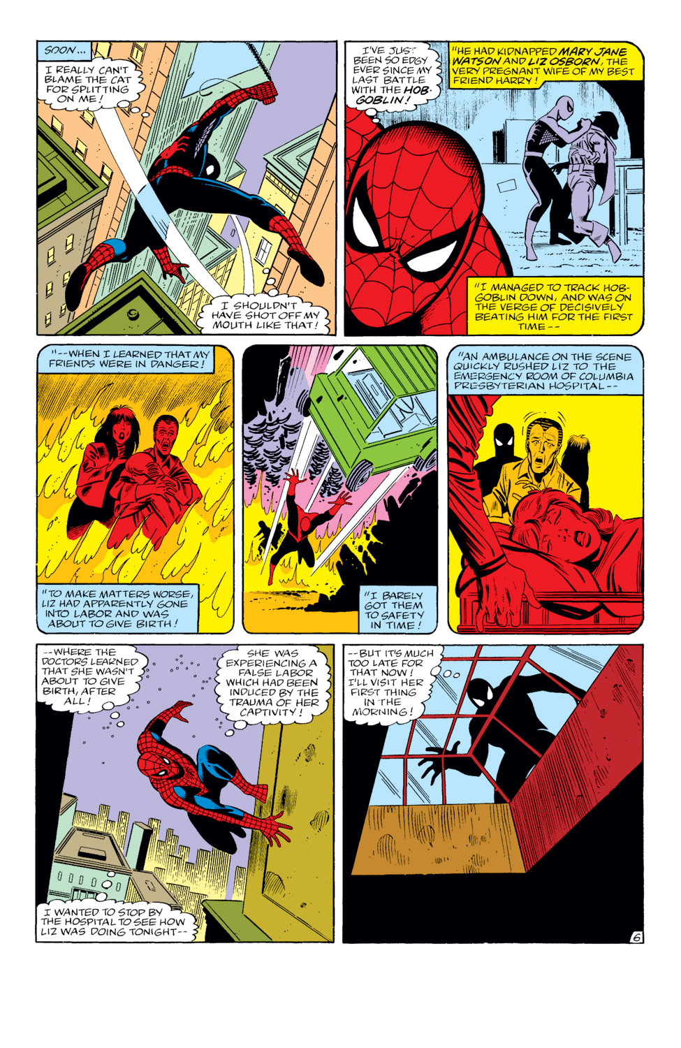 The Amazing Spider-Man (1963) 263 Page 6