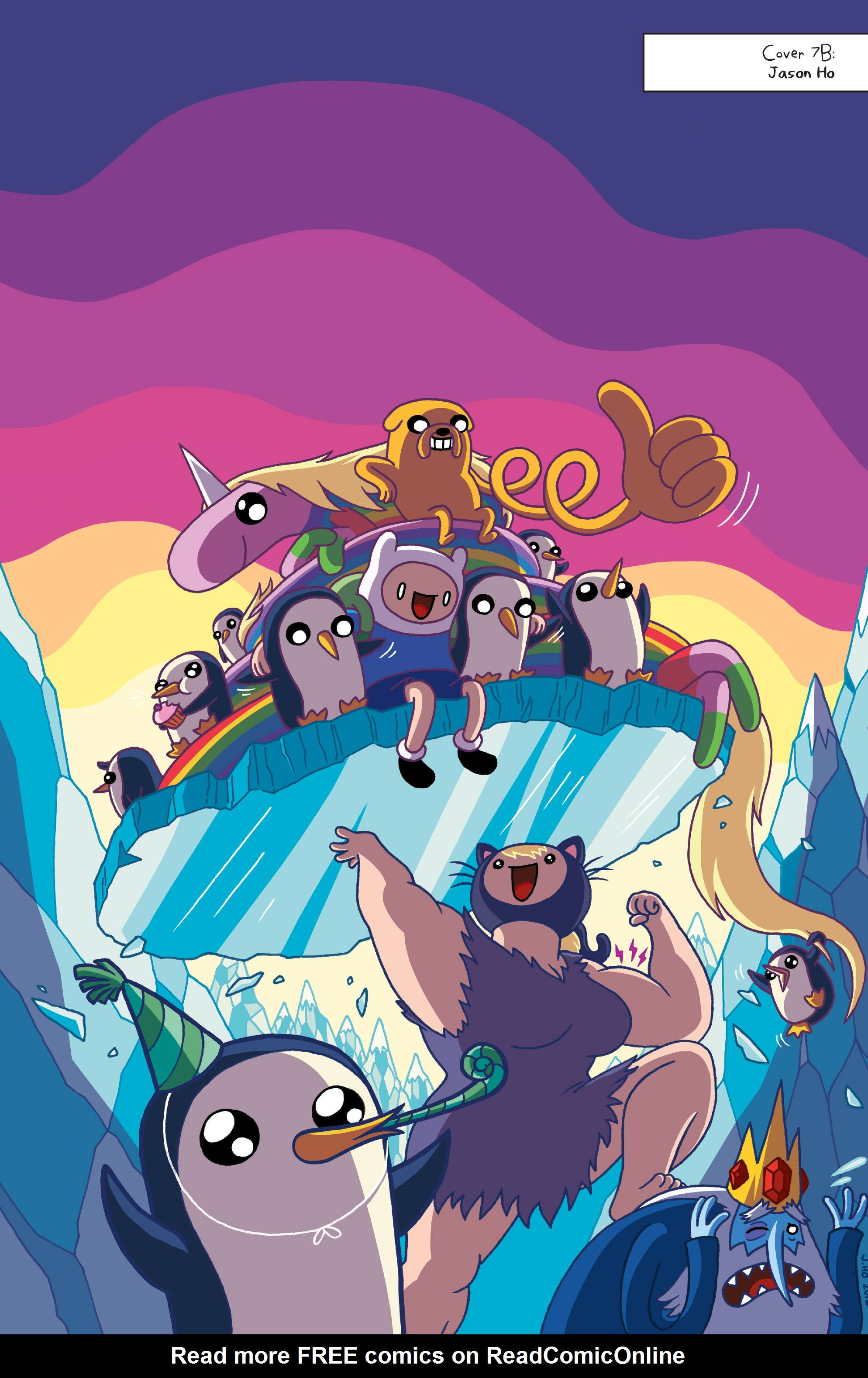 Read online Adventure Time comic -  Issue #Adventure Time _TPB 2 - 103