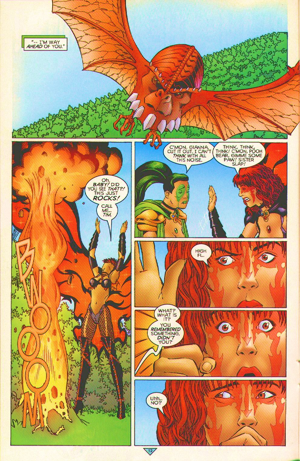 Read online Trinity Angels comic -  Issue #3 - 10
