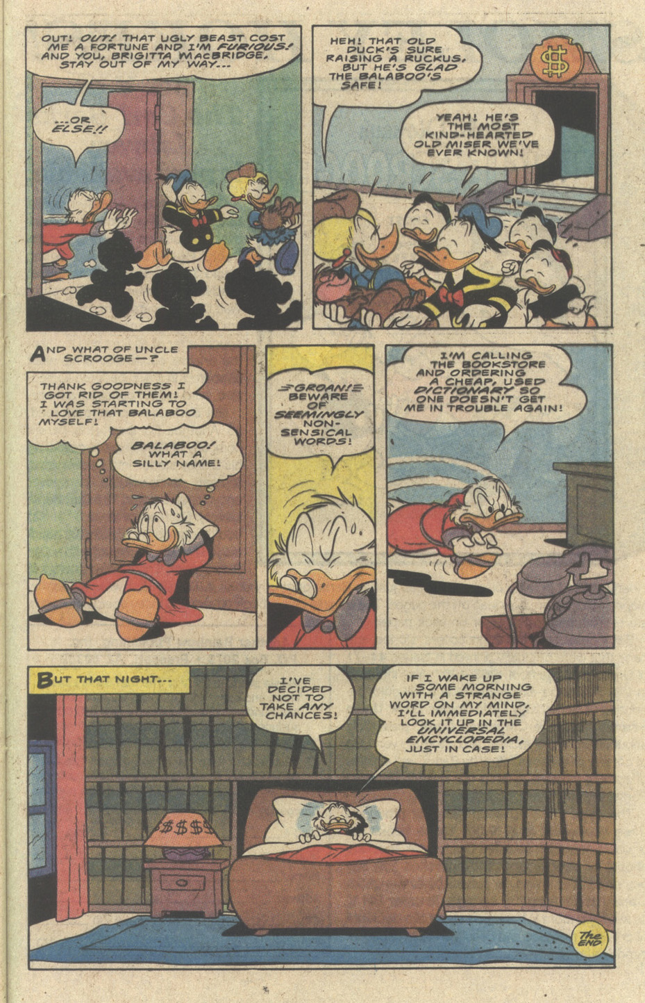 Read online Uncle Scrooge (1953) comic -  Issue #242 - 41