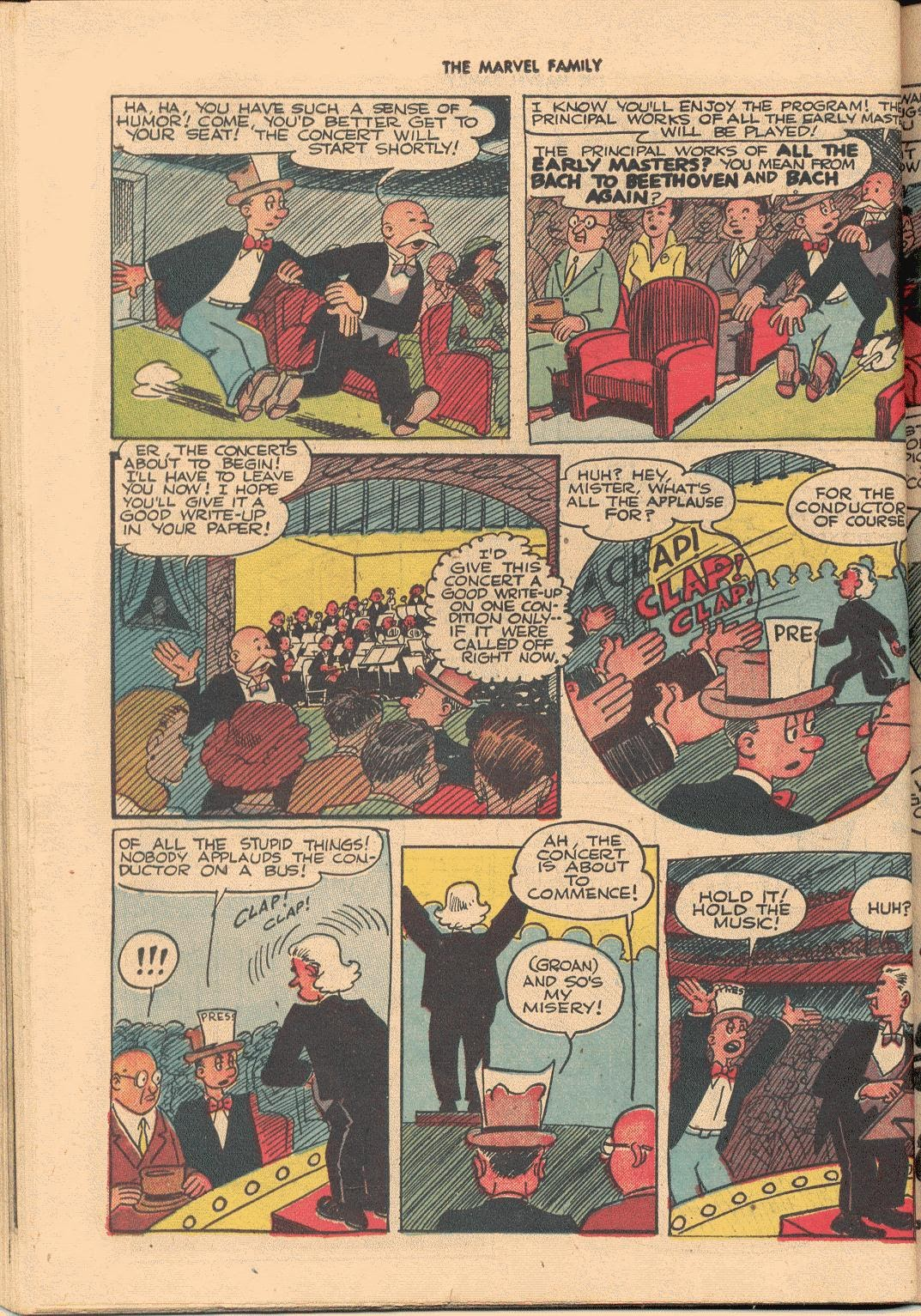 The Marvel Family issue 38 - Page 38