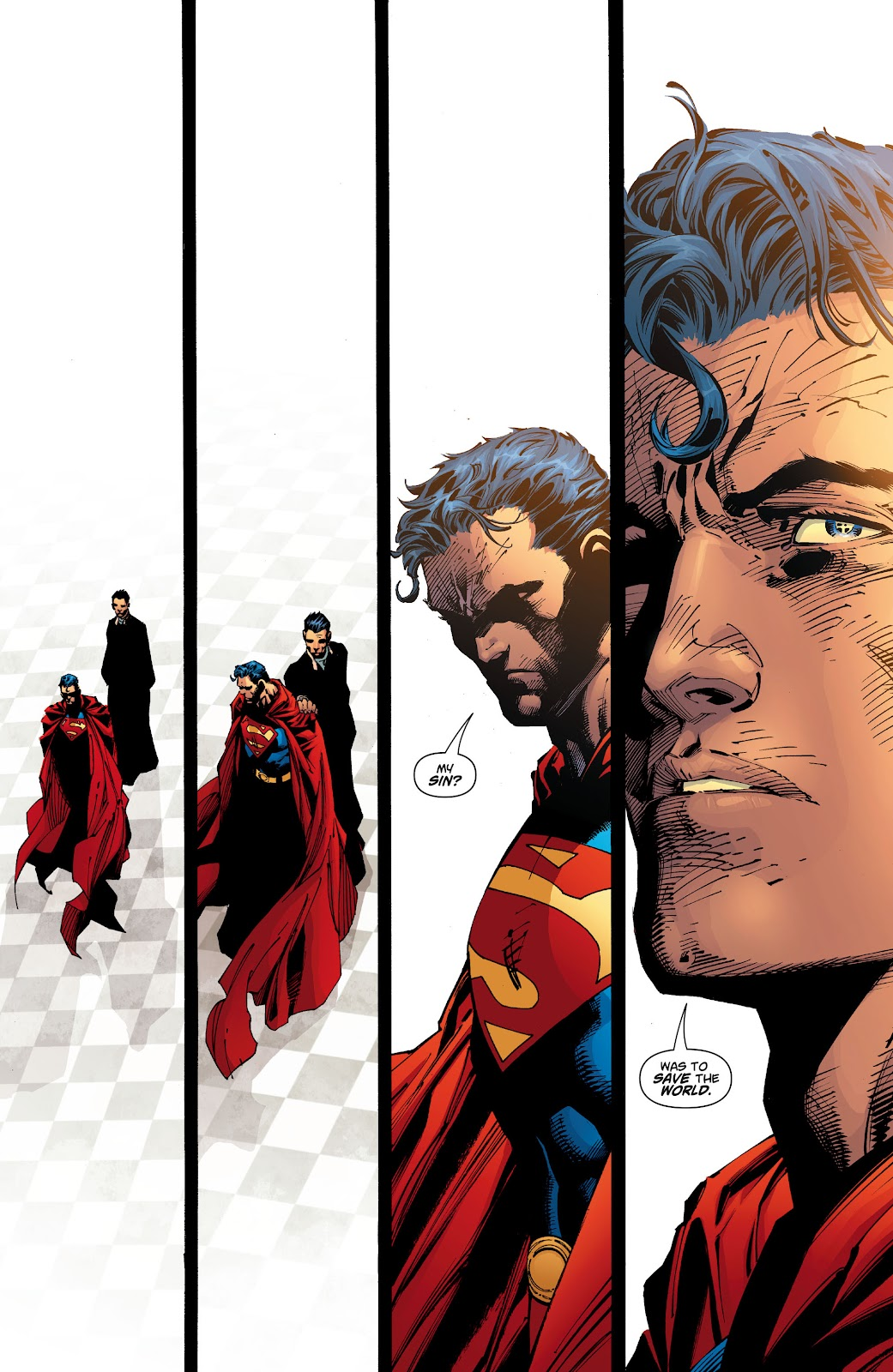 Read online Superman: For Tomorrow comic -  Issue # TPB (Part 1) - 34