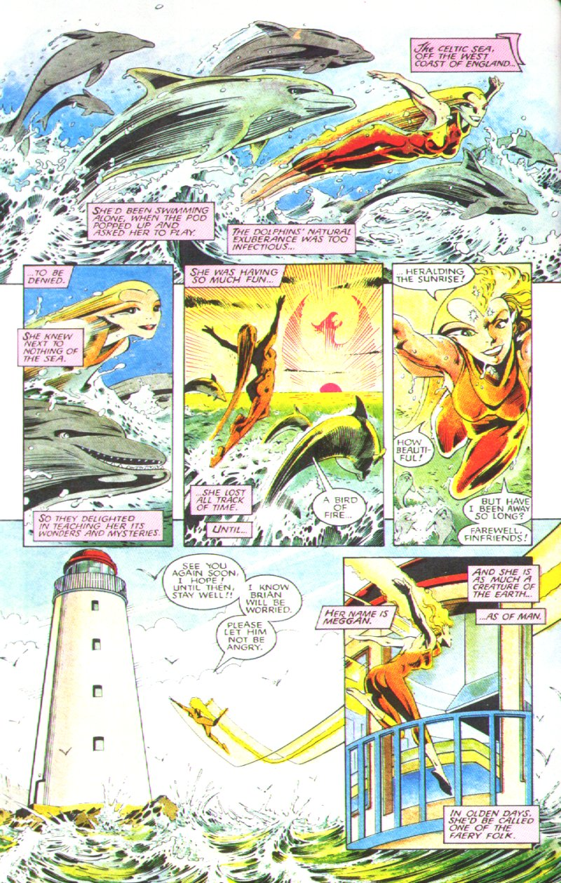 Read online Excalibur: The Sword is Drawn comic -  Issue # Full - 11