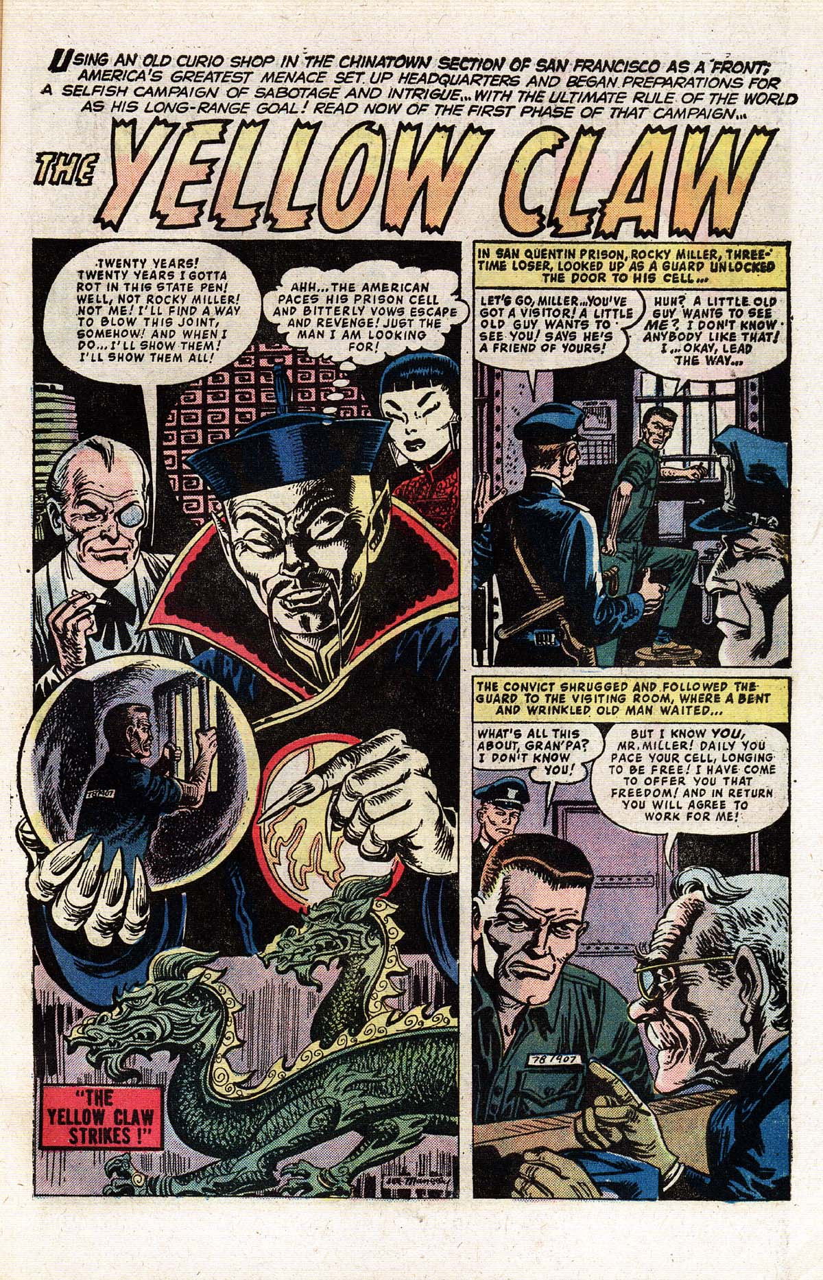 Read online Giant-Size Master of Kung Fu comic -  Issue #2 - 44
