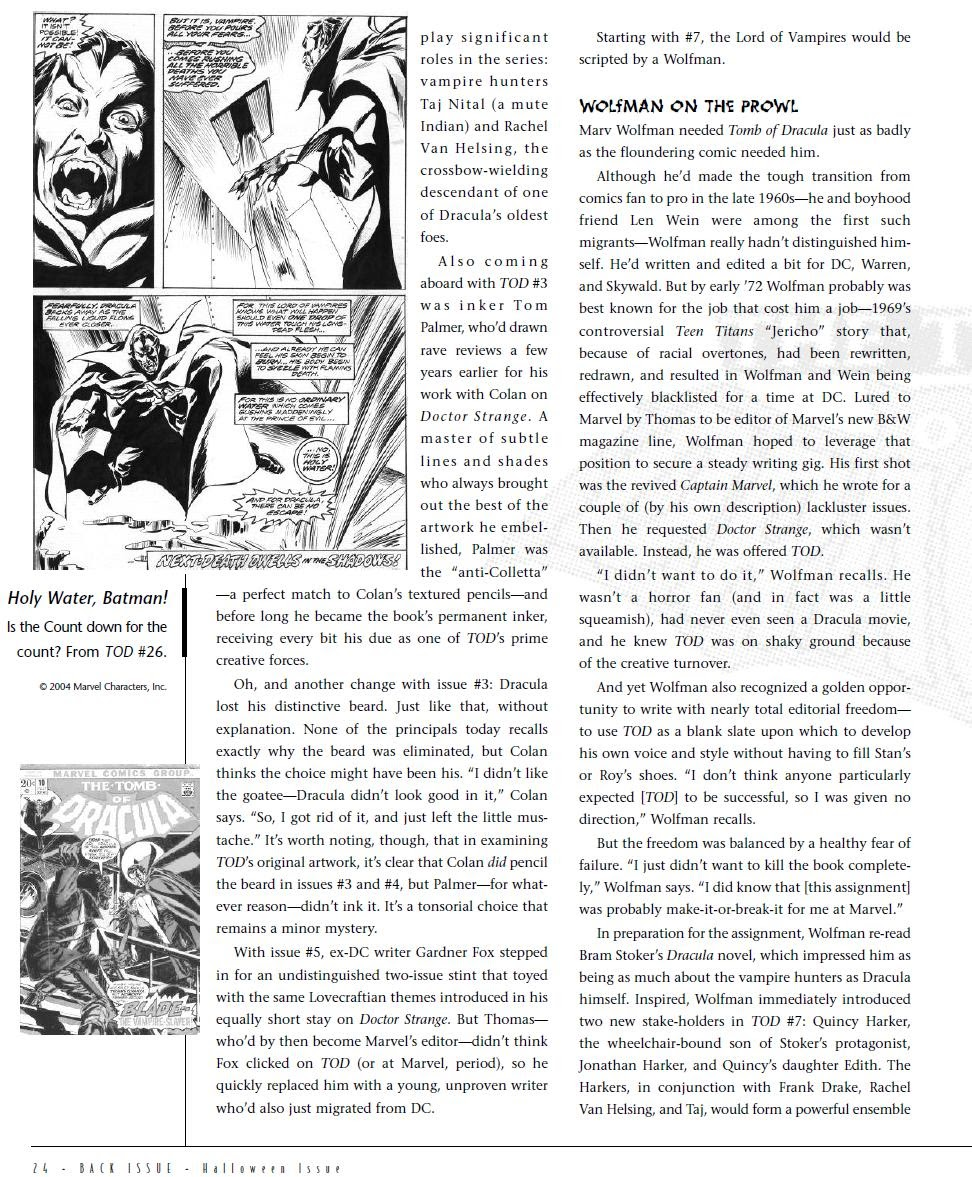Back Issue issue 6 - Page 25