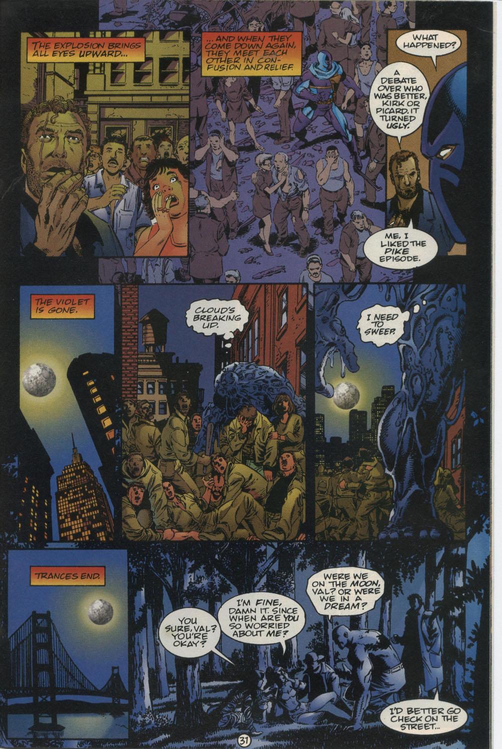 Read online Break-Thru comic -  Issue #2 - 32