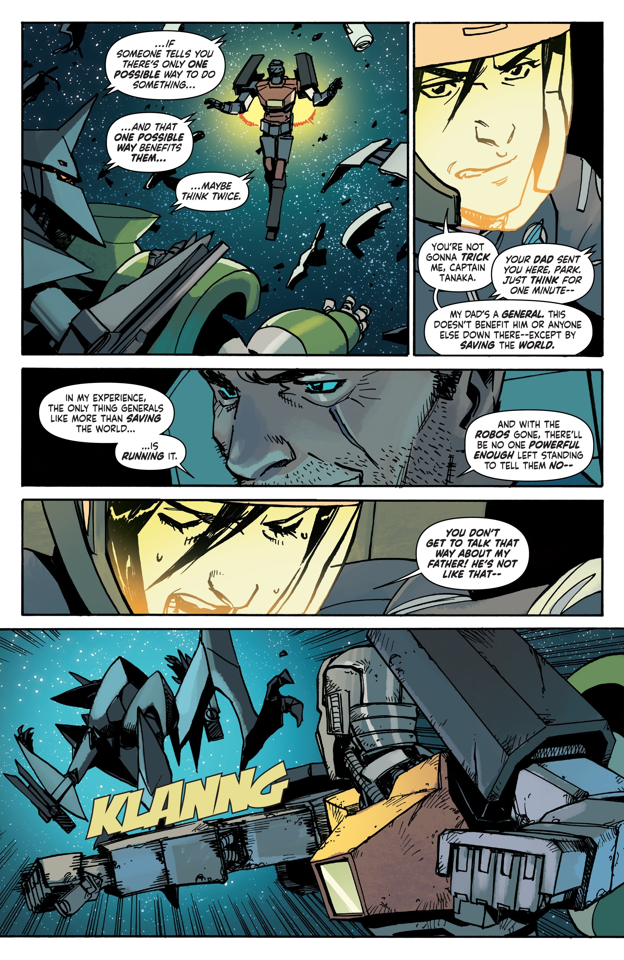 Mech Cadet Yu #_TPB_2 #15 - English 94