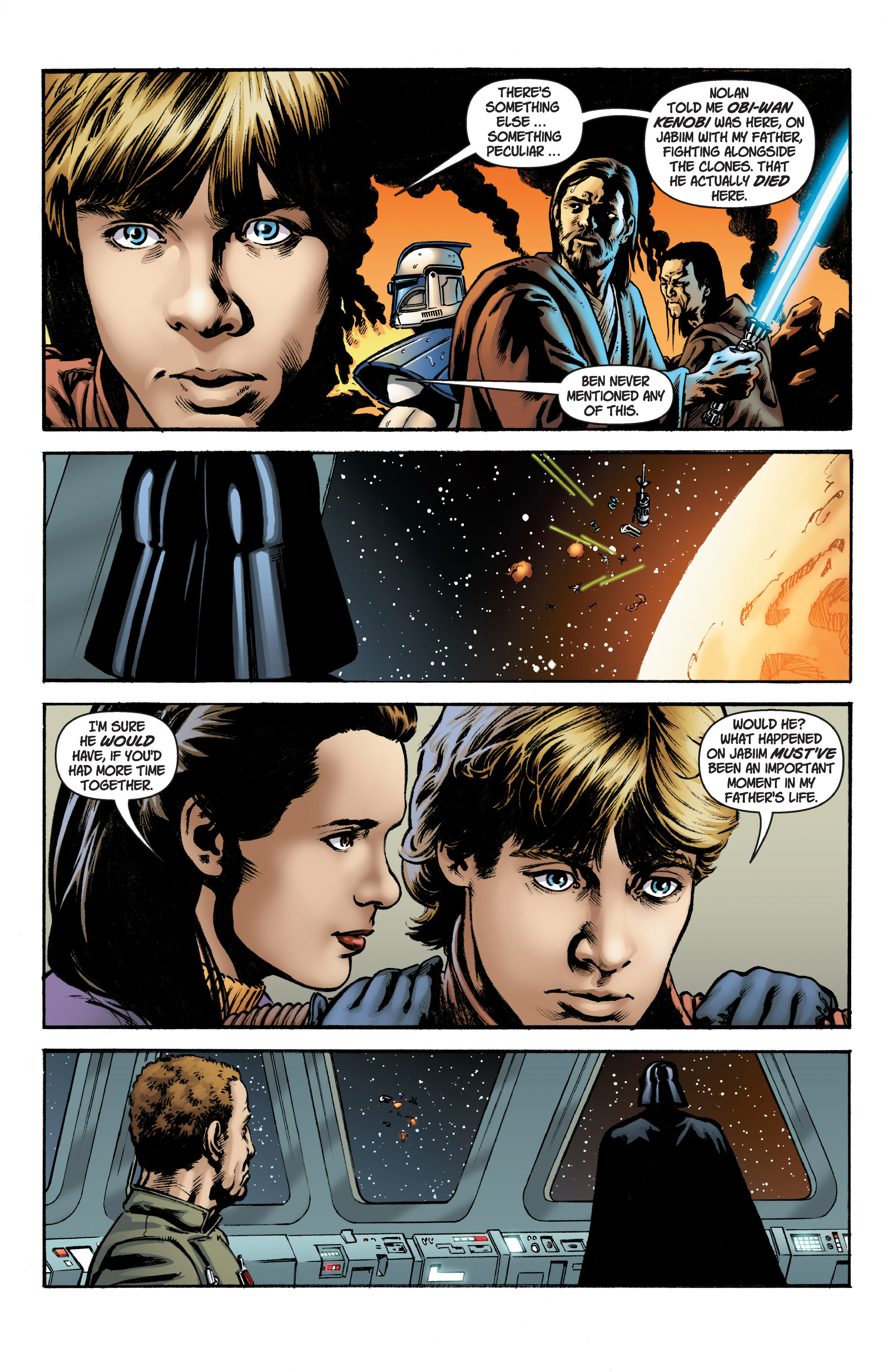 Read online Star Wars Omnibus comic -  Issue # Vol. 20 - 183