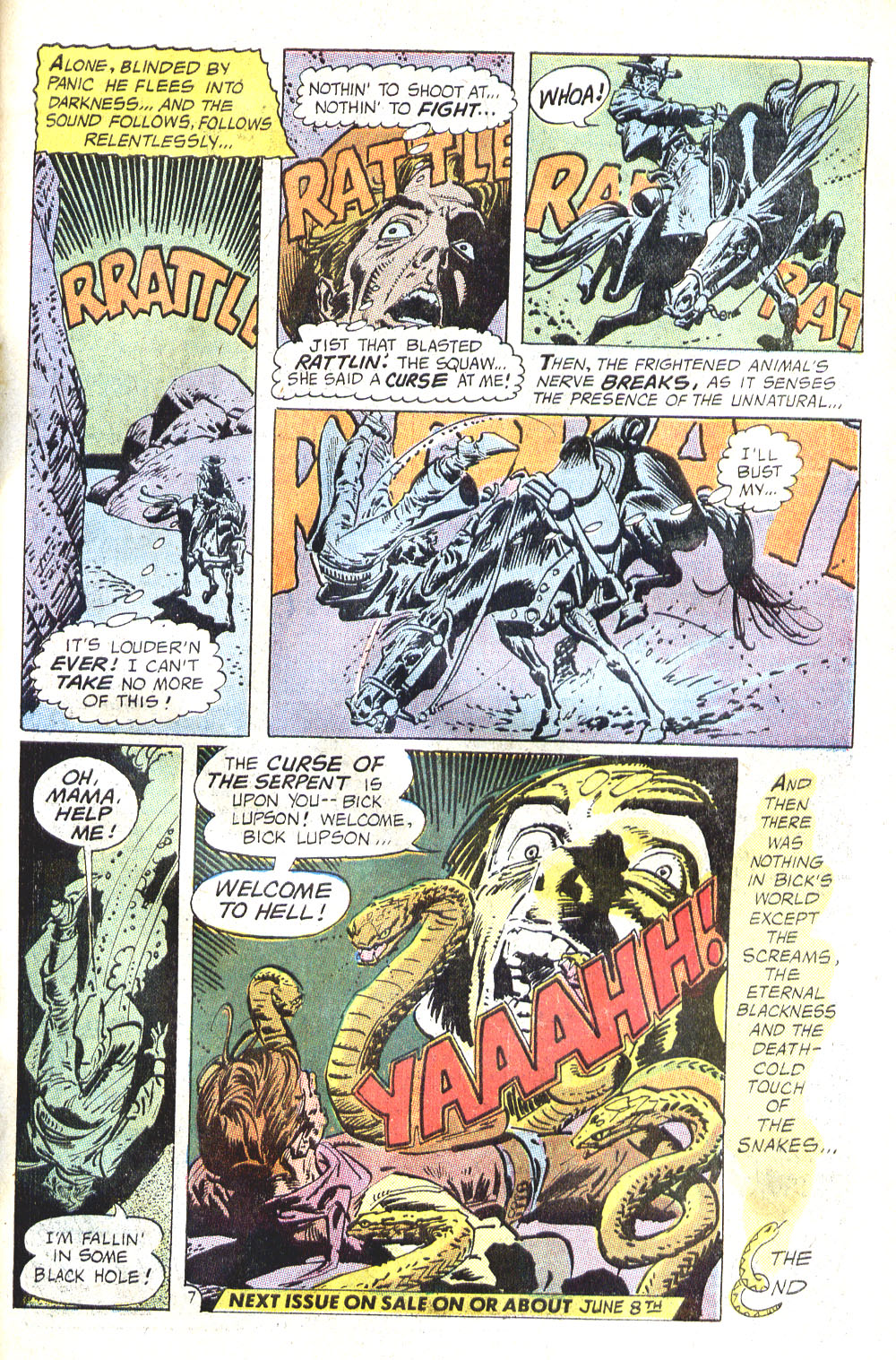 Read online All-Star Western (1970) comic -  Issue #6 - 31