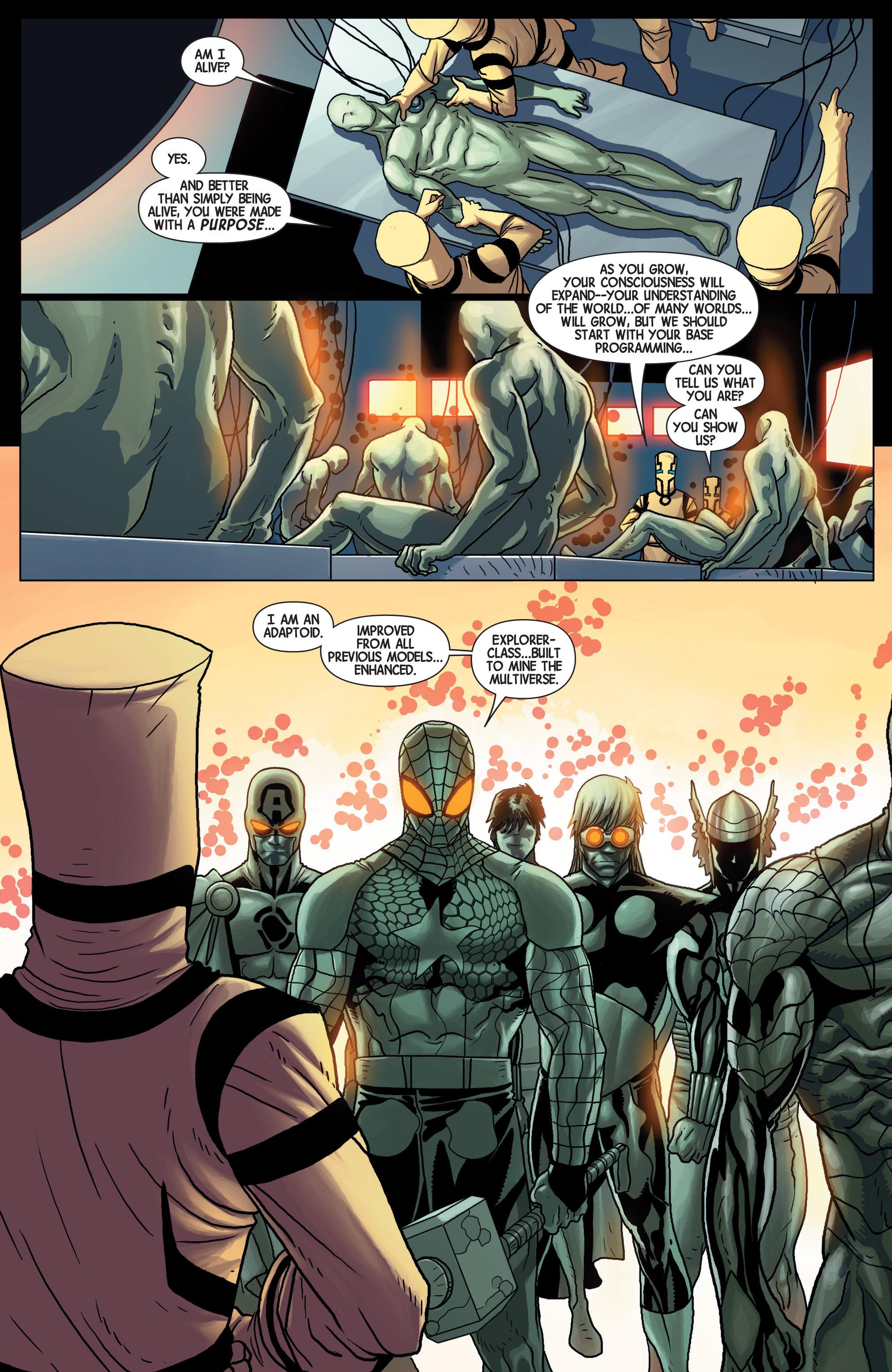 Read online Avengers (2013) comic -  Issue #Avengers (2013) _TPB 5 - 71
