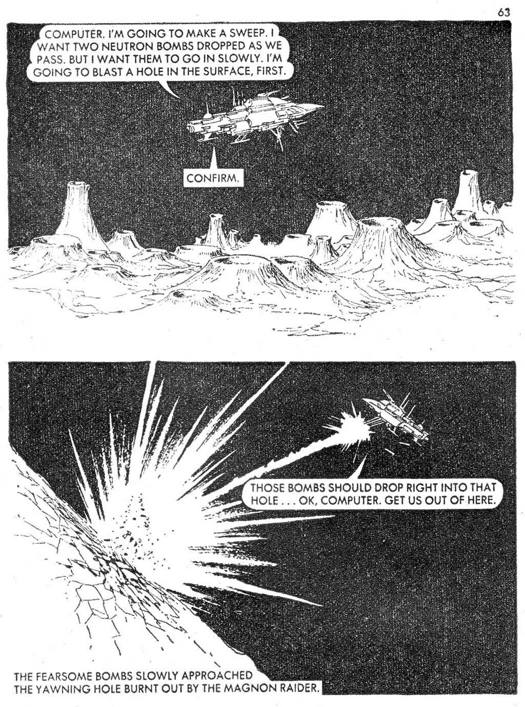 Starblazer issue 16 - Page 63