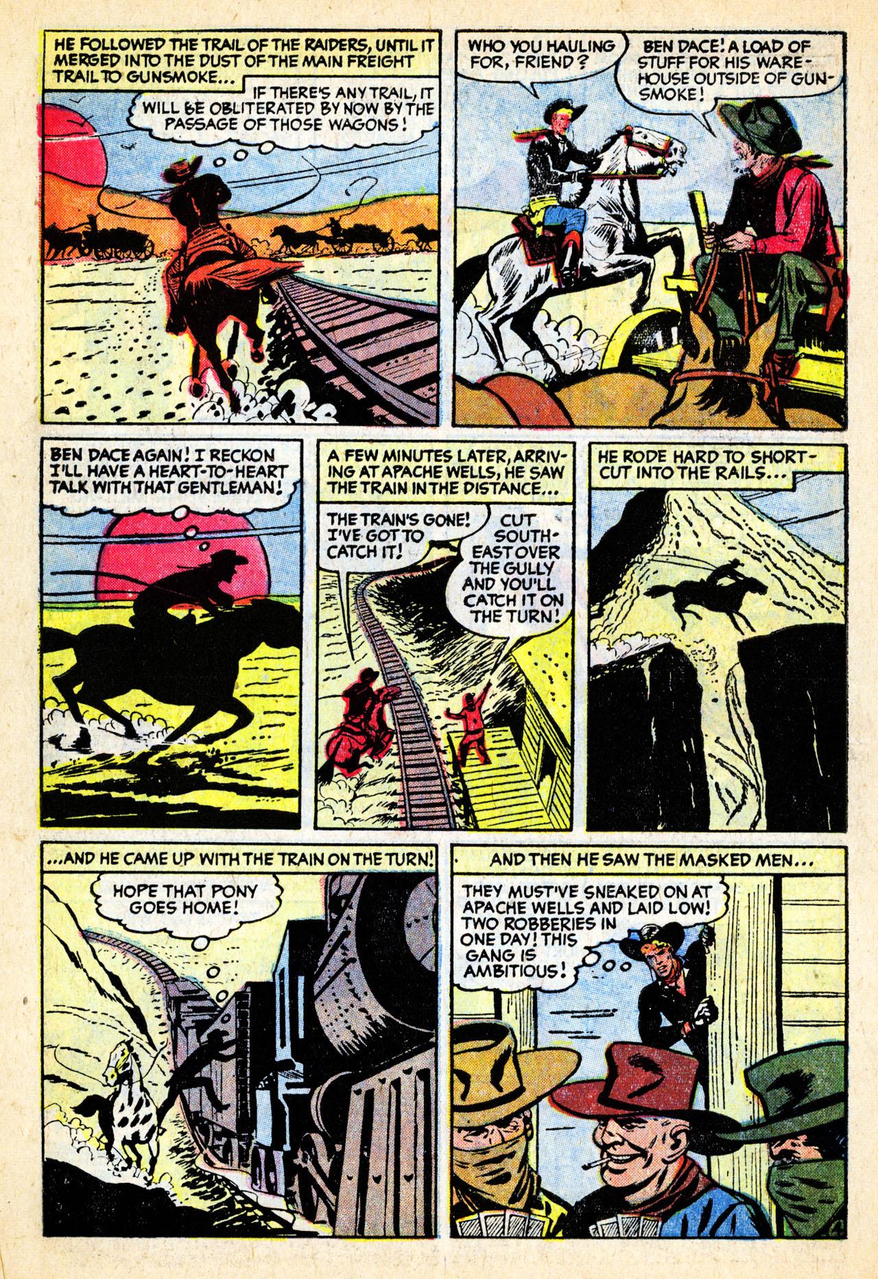 Read online Two-Gun Kid comic -  Issue #28 - 6