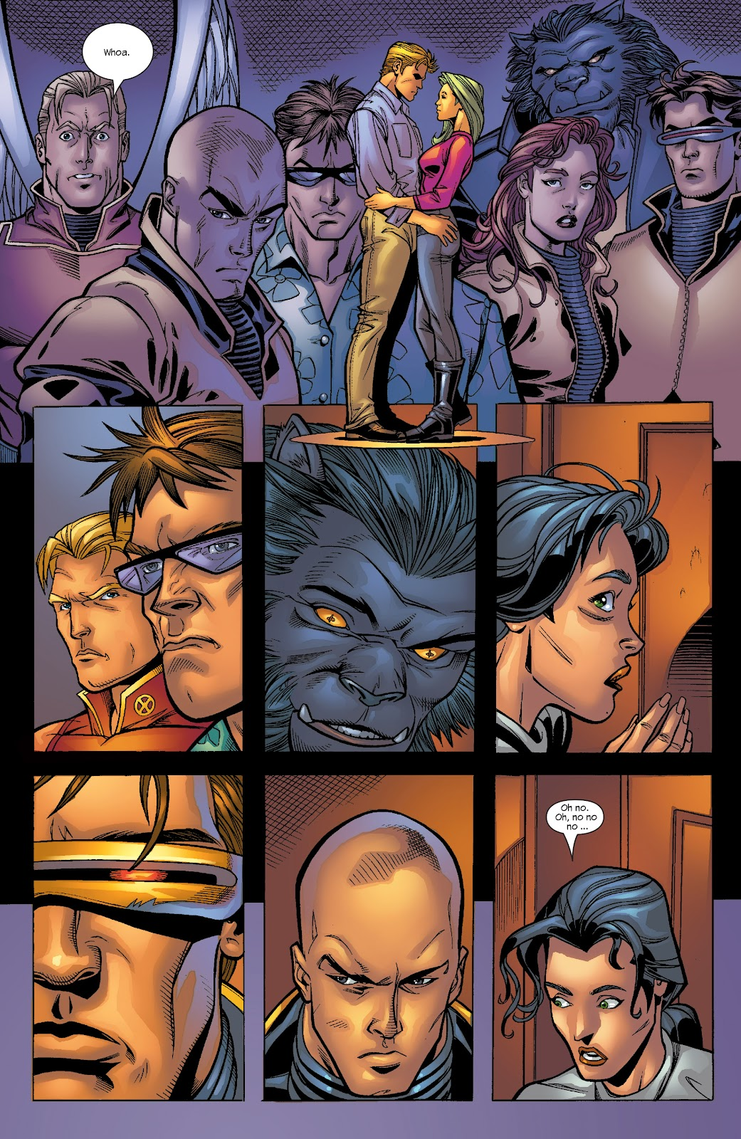 Read online X-Men: Unstoppable comic -  Issue # TPB (Part 4) - 19