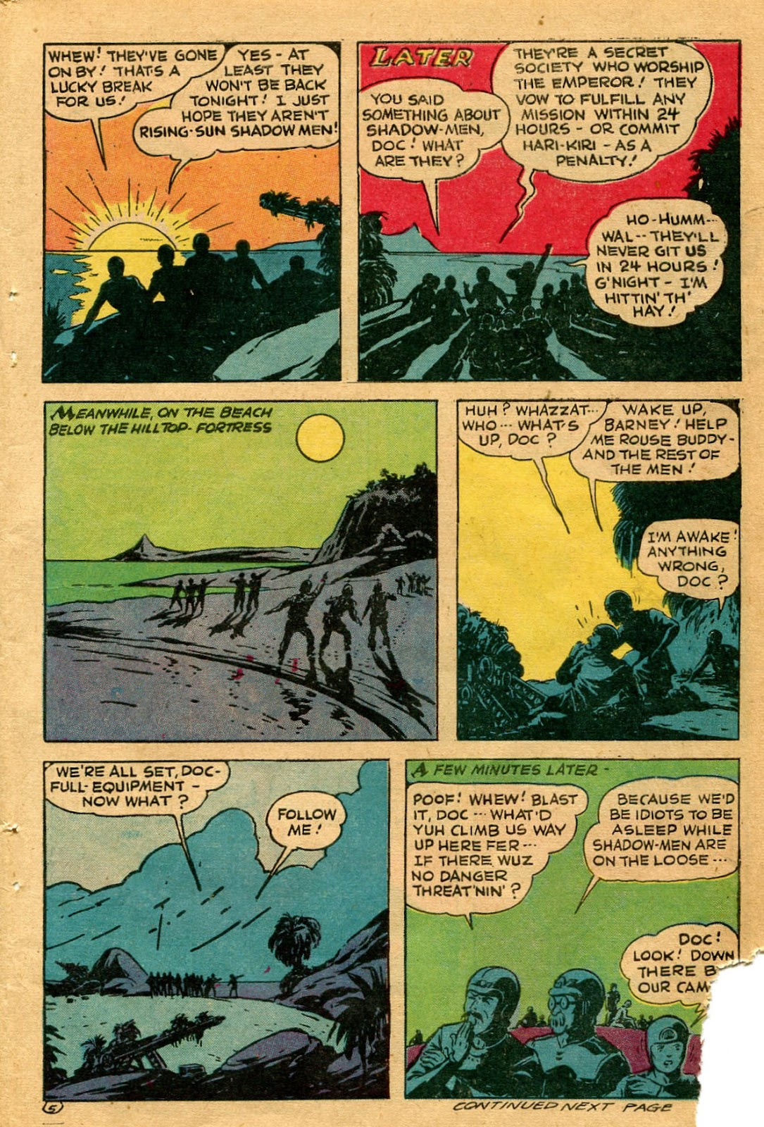 Read online Famous Funnies comic -  Issue #127 - 9