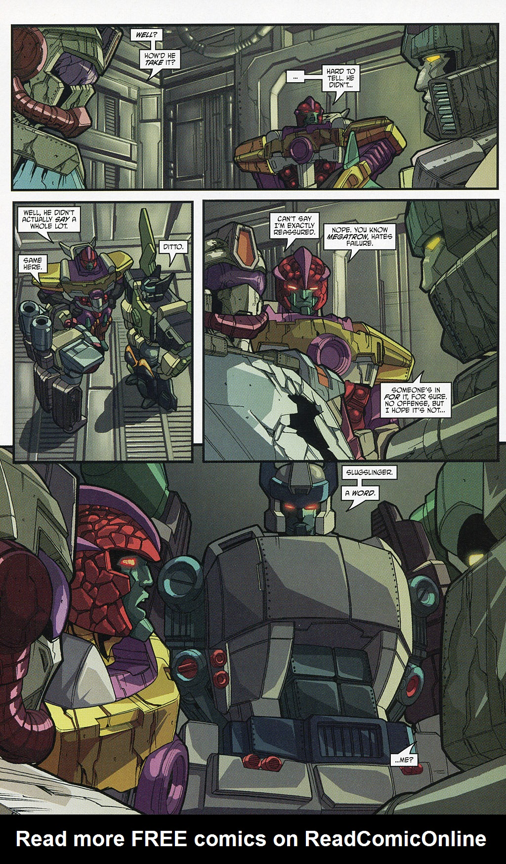Read online Transformers 20th Anniversary Summer Special comic -  Issue # Full - 20
