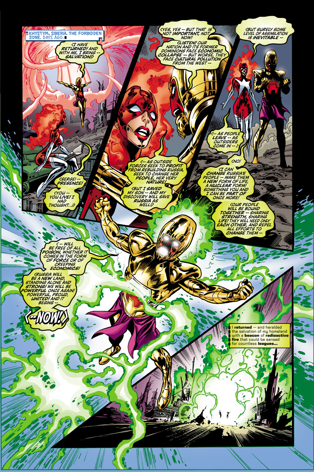Read online Avengers (1998) comic -  Issue #43 - 5
