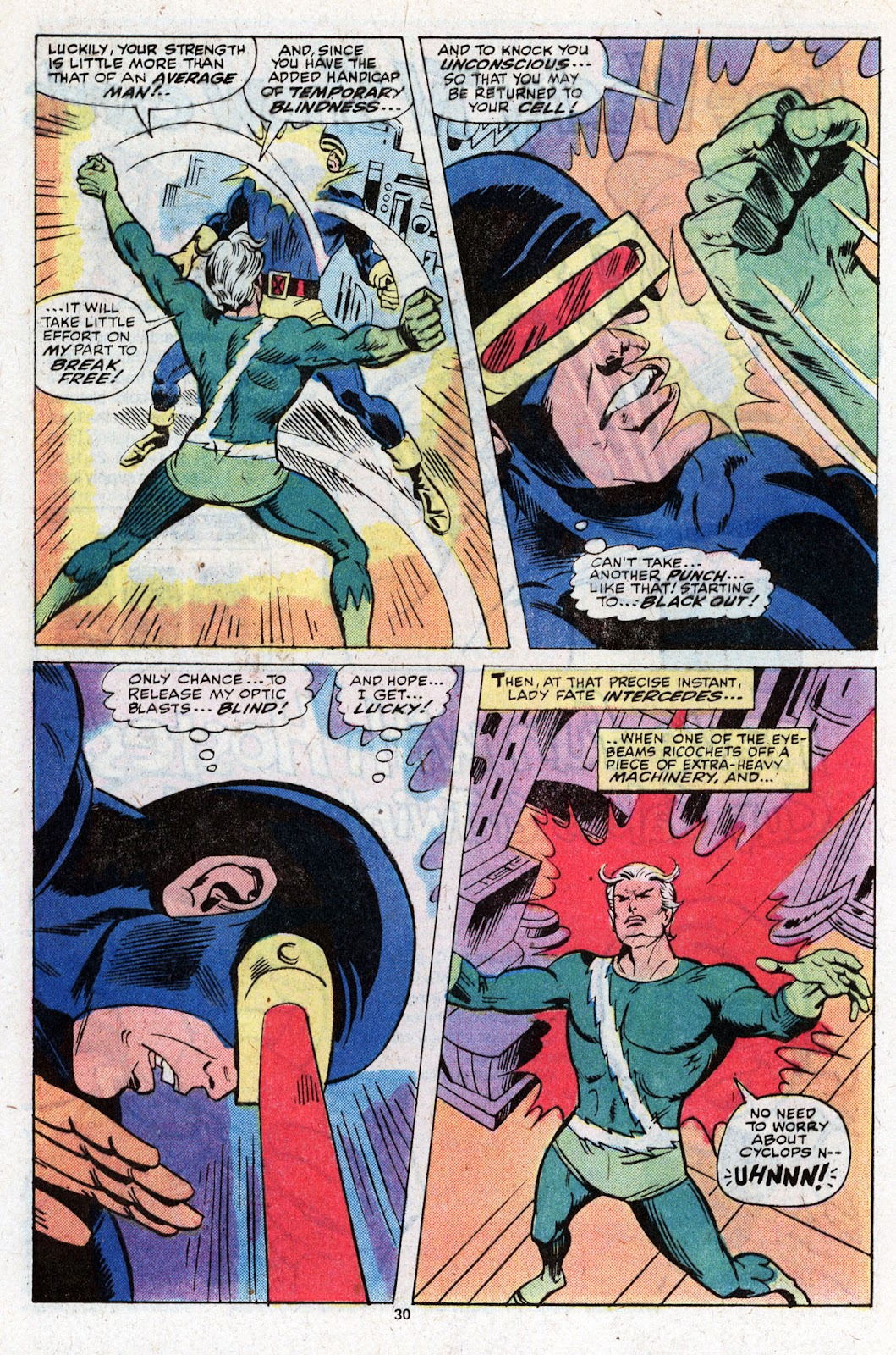 Marvel Triple Action (1972) issue 45 - Page 31