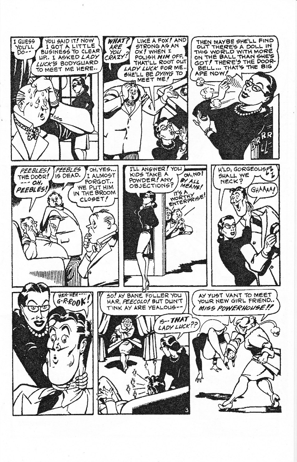 Read online Men of Mystery Comics comic -  Issue #53 - 21
